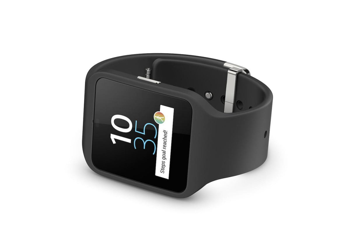 sony smartwatch  and smartband talk ifa reveal