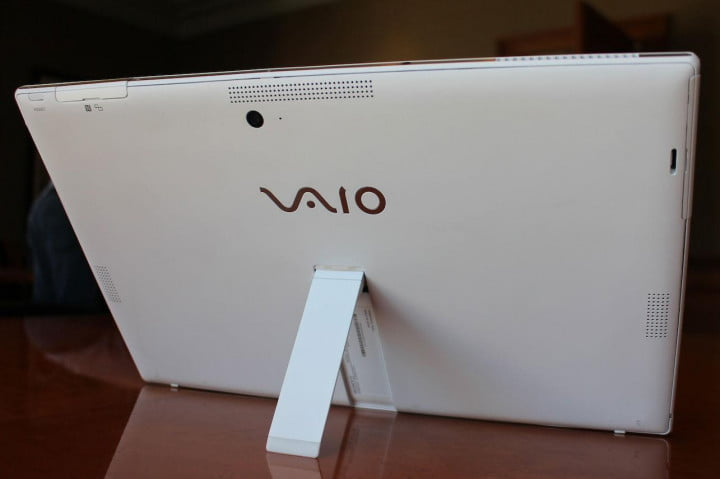sony unleashes two windows  tablets the vaio tap and back stand