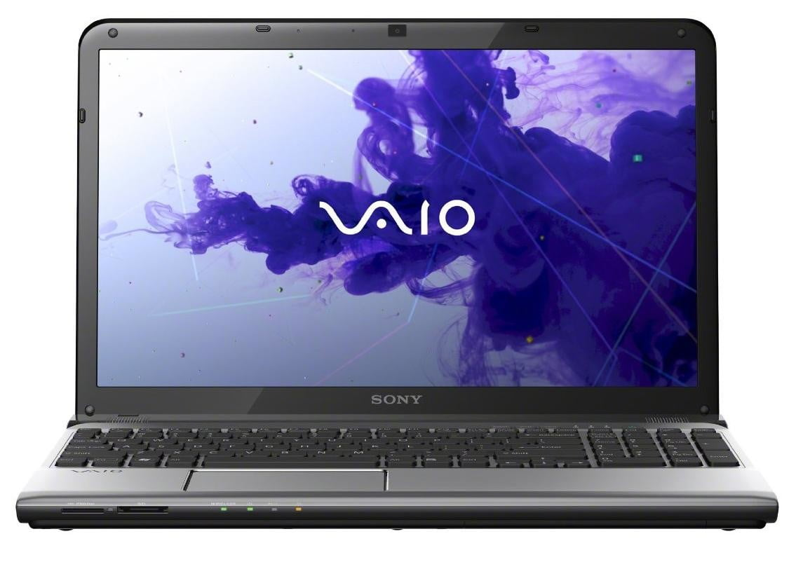 Sony Vaio E Series Review windows media laptop