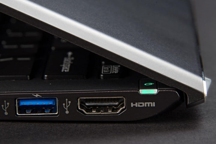 sony vaio pro  review hdmi ports