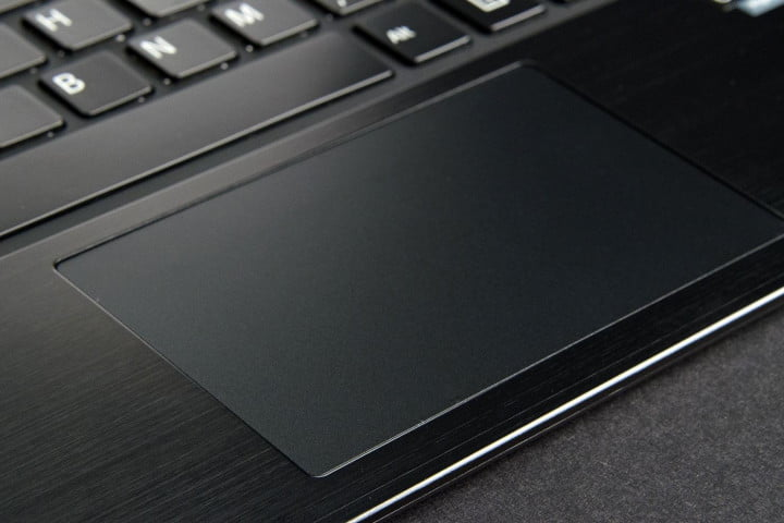 sony vaio pro  review trackpad