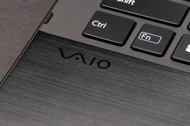 what if apple released sony notebook running os x steve jobs vaio pro  logo