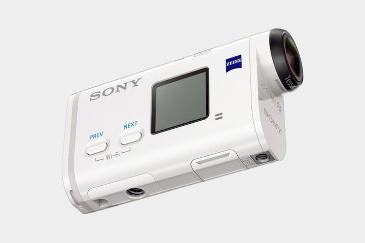 best action cams sony x  v