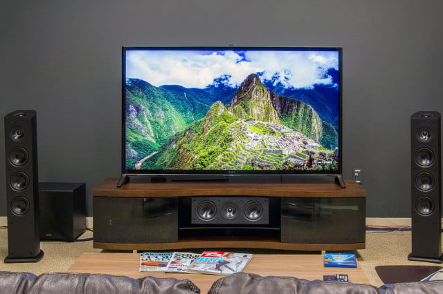 Sony XBR-65X950B review lifestyle 1