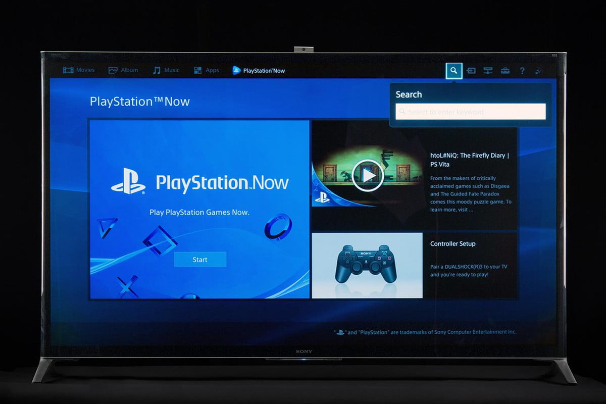 playstation now windows mac august streaming sony xbr  x b review