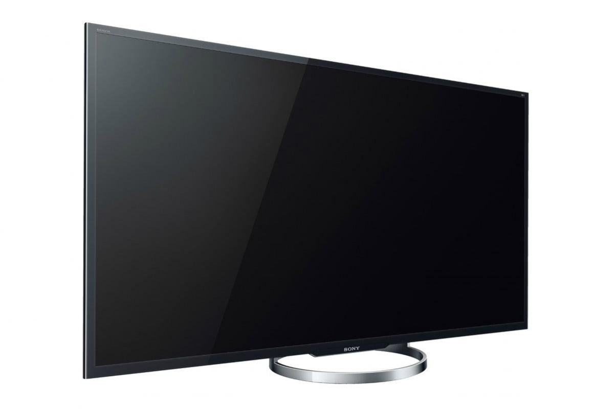 sony debuts new  k tv series drops the speakers and price xbr a angle x
