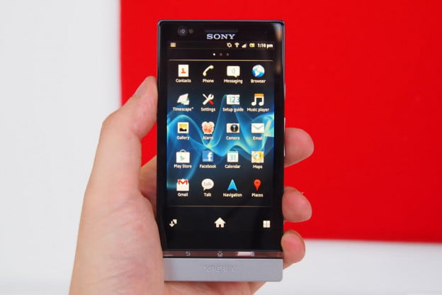 Sony Xperia P Review | Android Smartphone | Digital Trends
