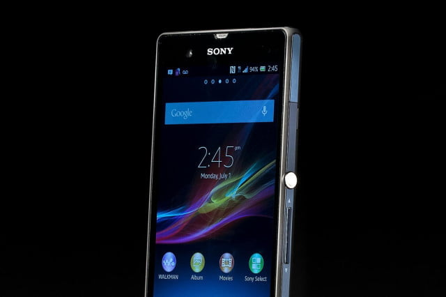 sony appoints new mobile president xperia z review angle macro  x ( )