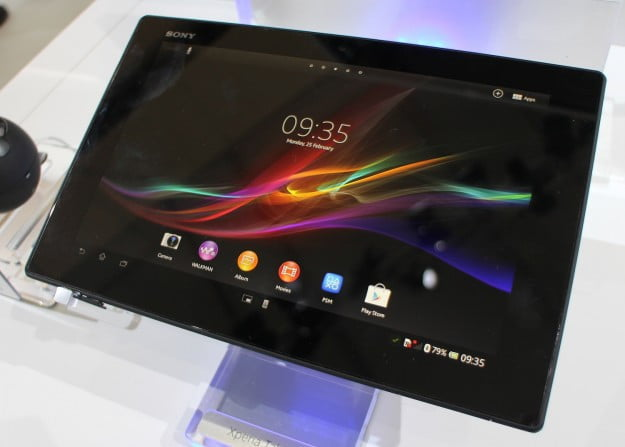 Sony Xperia Z tablet