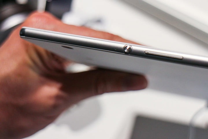 sony xperia z  tablet hands on review