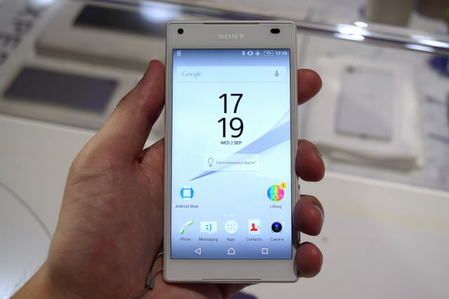 sony may quit mobile business xperia z  compact