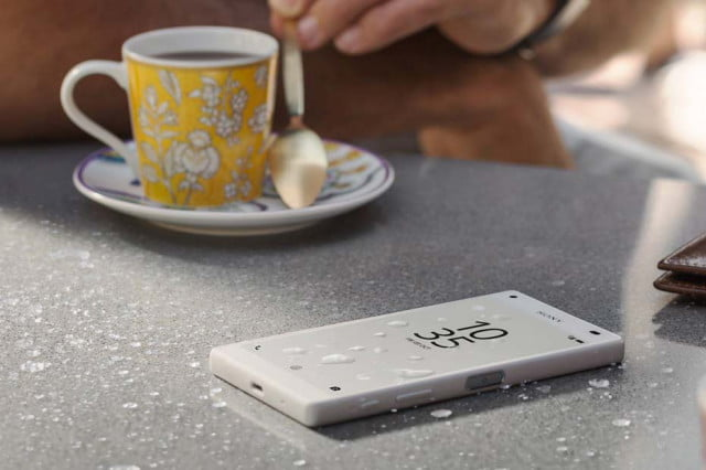 sony opens first mobile factory in  years xperia z compact