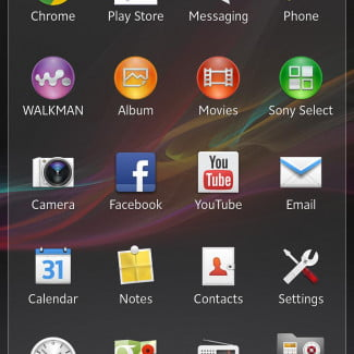 Sony-Xperia-zL-review-screens-apps