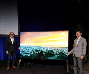 Sony's new flagship Z series TV just made us believe in LED again