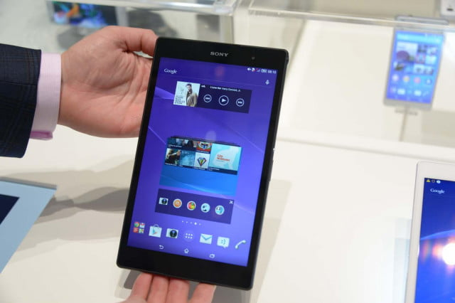 sony xperia z  tablet news compact