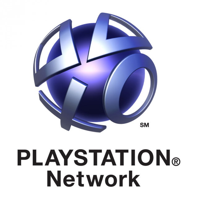 sony psn logo  playstation network