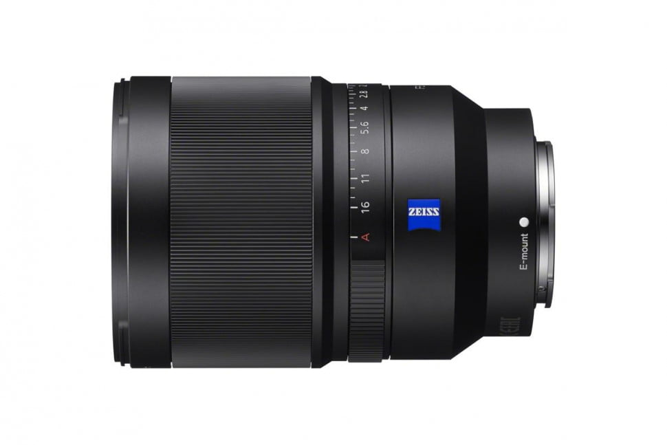 sony strengthens full frame a cameras with new macro and zoom lenses sel f z b