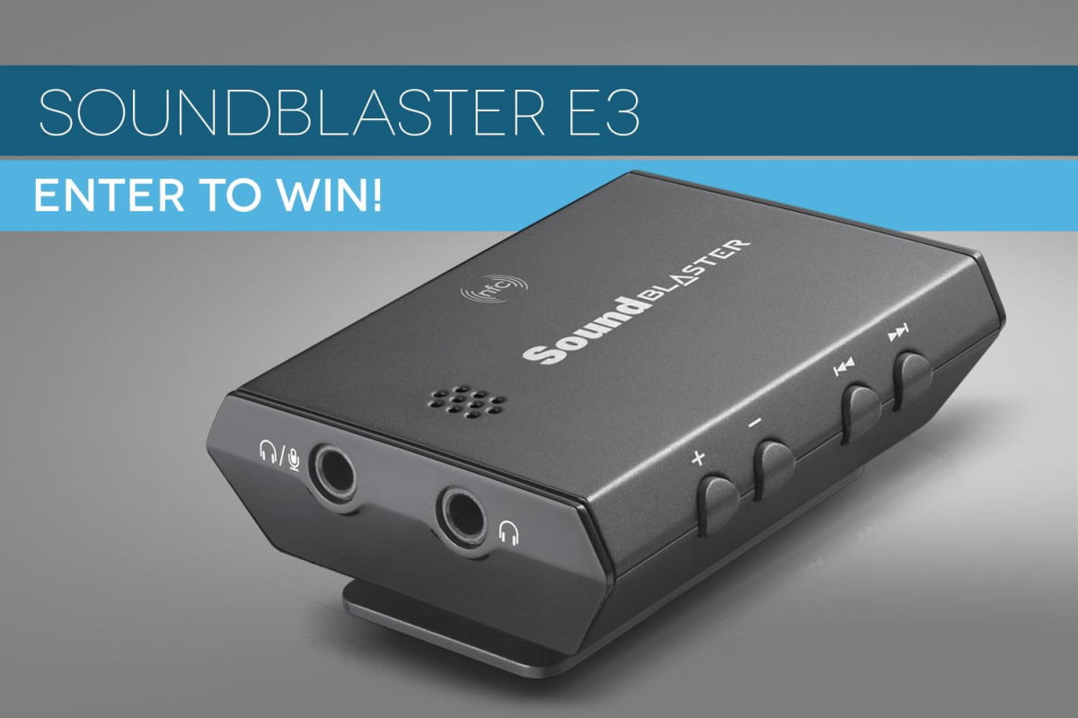 dt giveaway win a free soundblaster e