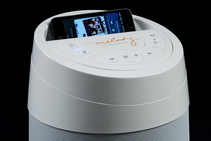 soundcast melody review top with iphone
