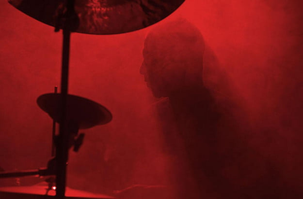 soundhalo Atoms for Peace drummer
