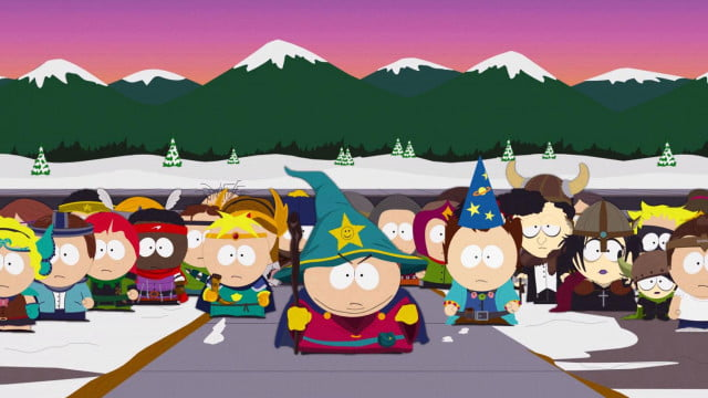 getting started south park stick truth screenshot