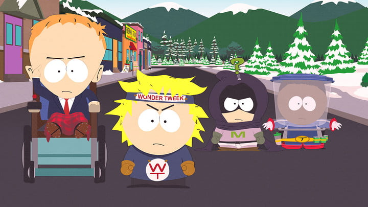 south park the fractured but whole e  preview screenshot