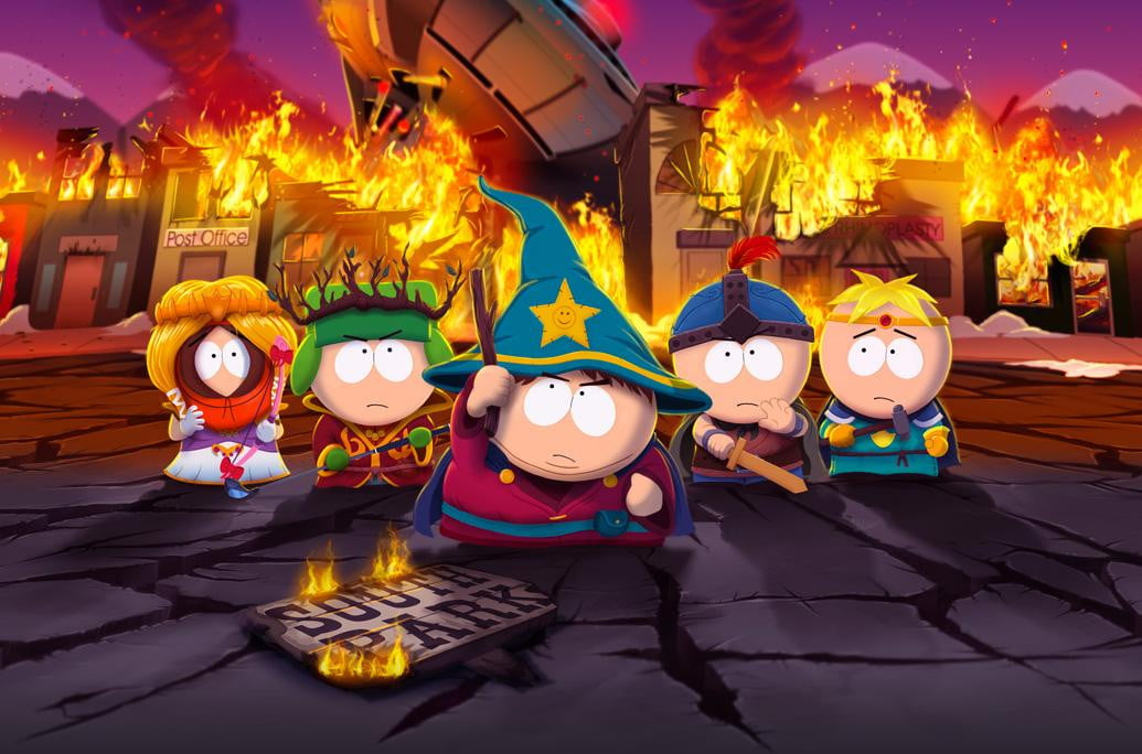 south park stick truth delayed march  the of