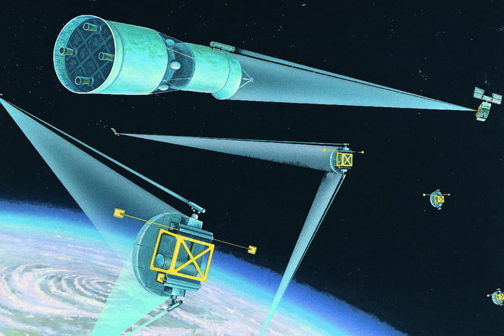 weaponized satellites and the cold war in space soviet based strategic defenses