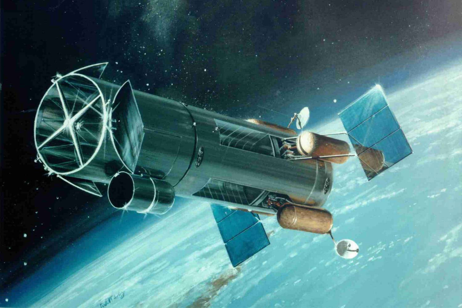 Weaponized Satellites and the Cold War in Space