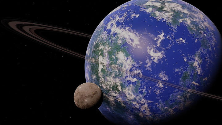 explore  billion realistic galaxies with space engine