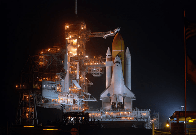 space shuttle discovery nasa