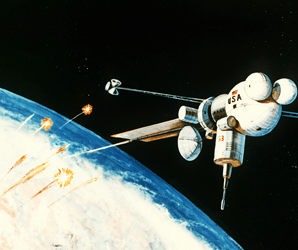 Space Standoff: The next Cold War is already playing out right above our heads