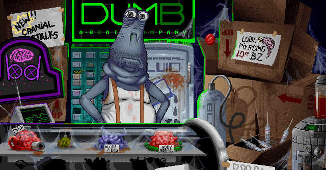space quest  b