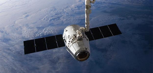 spacex dragon private spaceflight