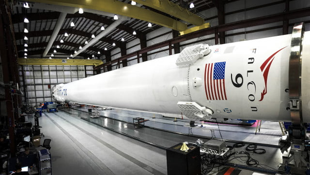 spaces february spacex falcon