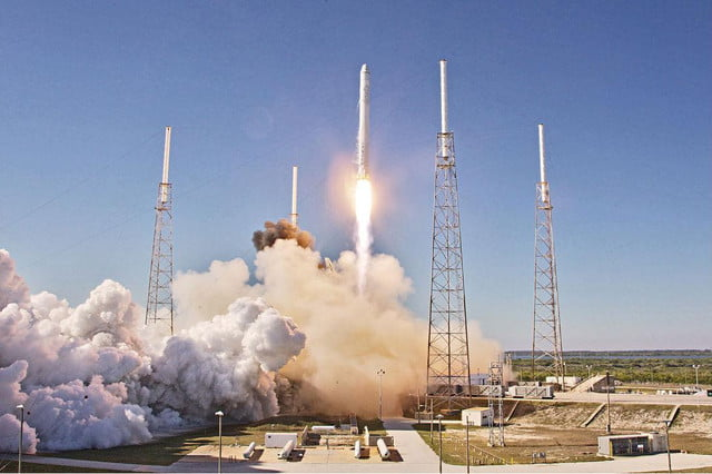 spacex may have won major national security contract spaceport