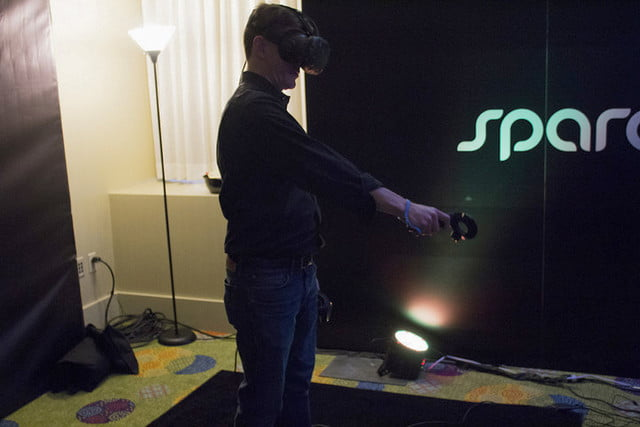 how ccp games went from making a space shooter to vr sports sparc interview  x