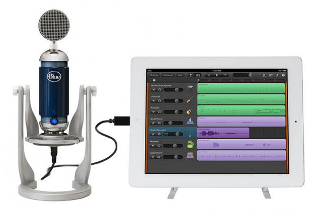 blues new spark digital studio mic moves pc ipad follow anywhere sparkd lightning edit