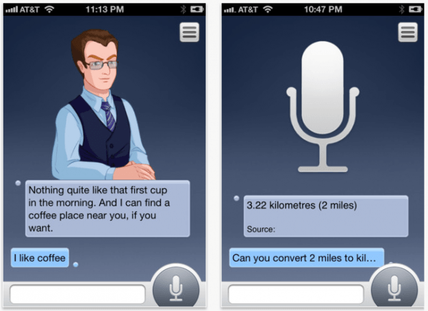 speaktoit for iphone