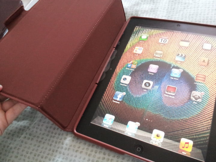 hands on with speck magfolio luxe case for ipad