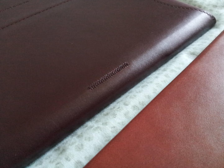 hands on with speck magfolio luxe case for ipad  stitch