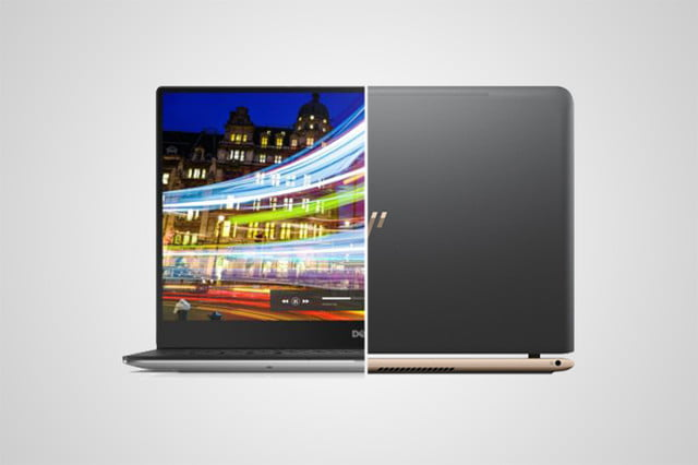 dell xps  vs hp spectre head
