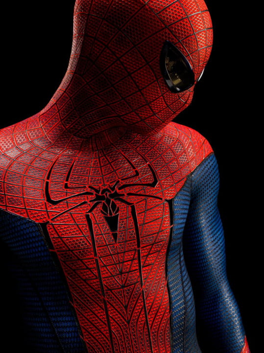 new images from the amazing spider man arrive online