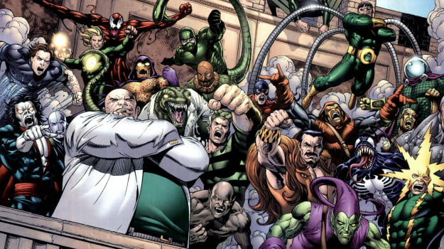 spider-man villains 2