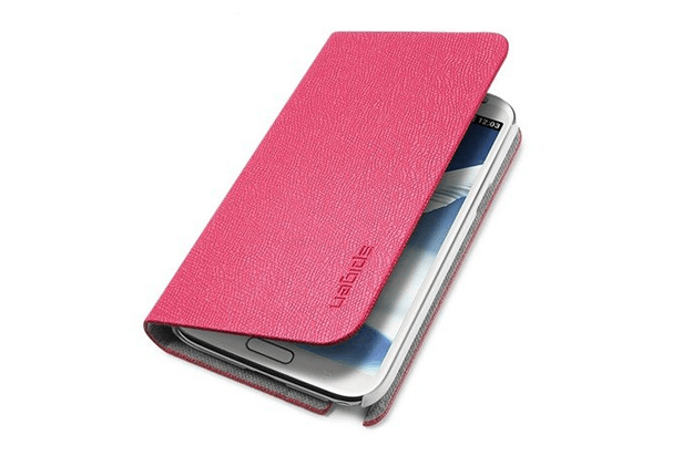 Spigen Galaxy Note 2 Hardbook Case
