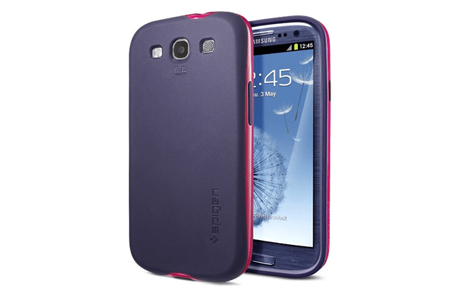 Spigen Neo Hybrid Color Series Case
