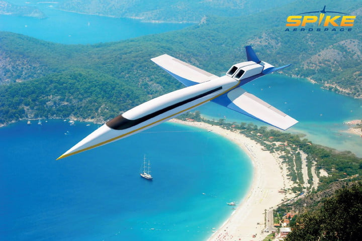 instead windows supersonic jet uses live streaming hd screens spike s