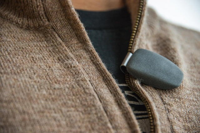 Spire breathing tracker review sensor lifestyle