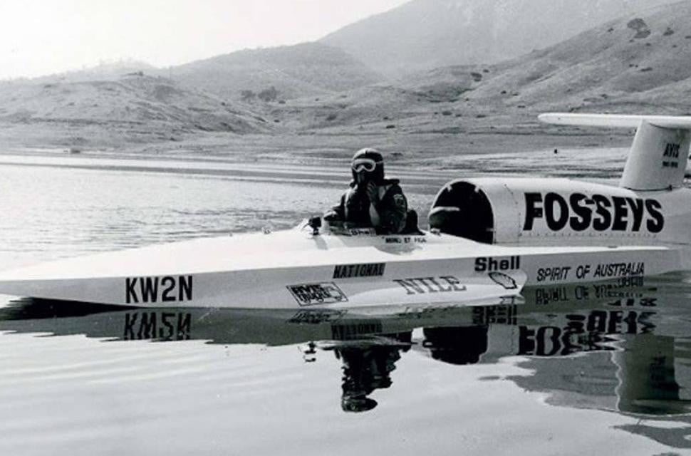 fastest boat in the world spirit