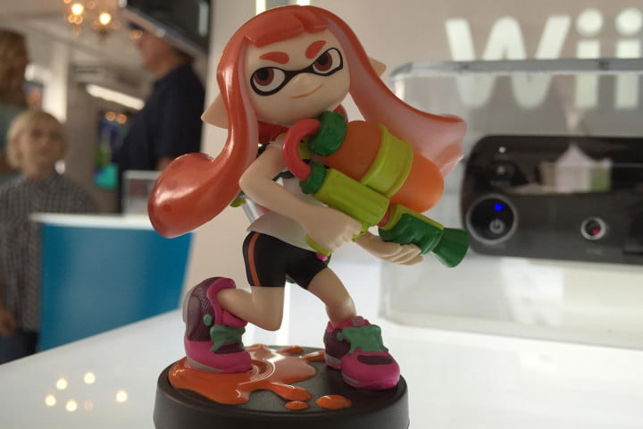 splatoon hands on ny review